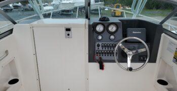 Console of Striper 2101